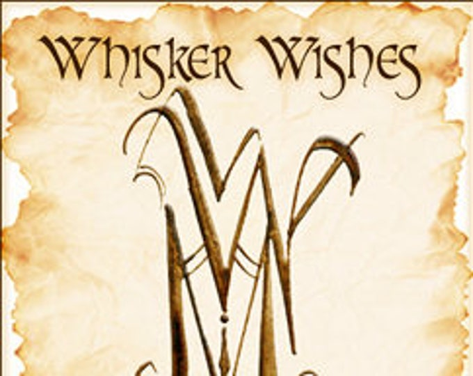 Sigil Collection 2015: Whisker Wishes - Perfume Potion - Love Potion Magickal Perfumerie