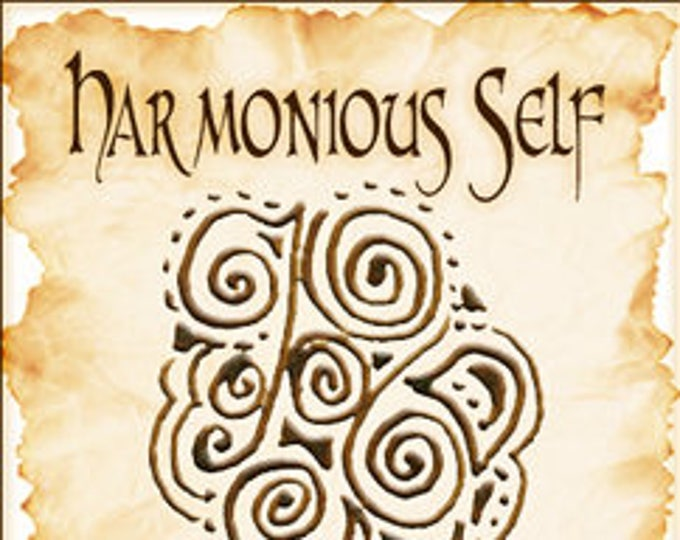 Sigil Collection 2015: Harmonious Self - Perfume Potion - Love Potion Magickal Perfumerie