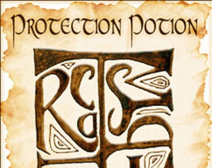 Sigil Collection 2015: Protection Potion - Perfume Potion - Love Potion Magickal Perfumerie
