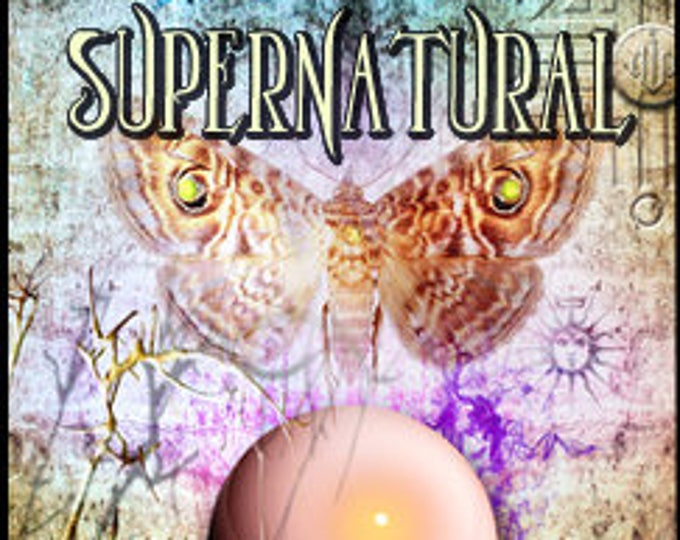 Supernatural w/ AJA - Handcrafted Limited Edition Fragrance - Love Potion Magickal Perfumerie - Halloween 2015