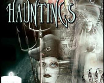 Hauntings - Handcrafted Perfume - Love Potion Magickal Perfumerie - Halloween 2015