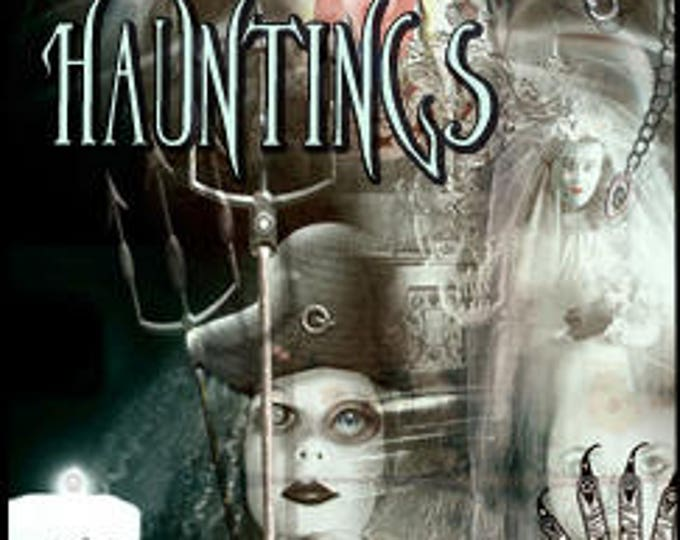 Hauntings - Handcrafted Perfume - Love Potion Magickal Perfumerie - Halloween 2015