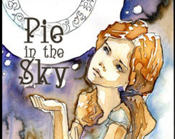 Pie in the Sky - Summer 2016 - Handcrafted Limited Edition Perfume for Women - Love Potion Magickal Perfumerie