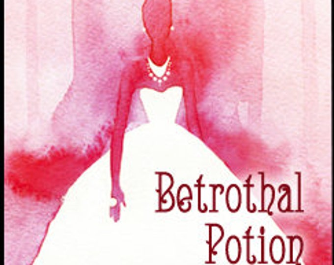 Betrothal Potion - for Women - Handcrafted Perfume - Love Potion Magickal Perfumerie