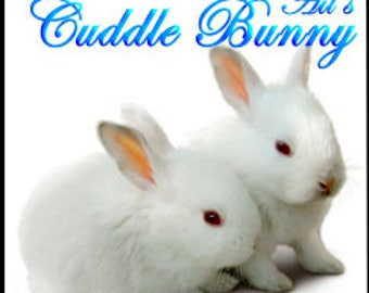 Cuddle Bunny - UNscented Pheromone Blend  for Women - Love Potion Magickal Perfumerie