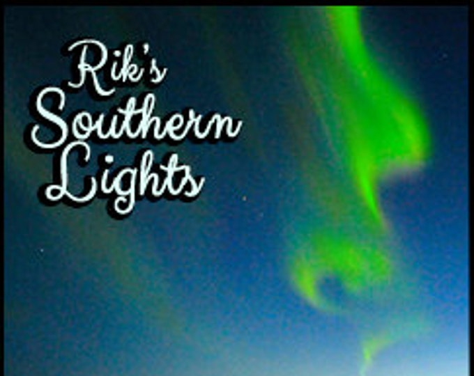 Rik's Southern Lights  - Concentrated Perfume Oil - Love Potion Magickal Perfumerie - Private Edition