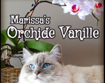 Marissa's Orchide Vanille - Private Edition - Concentrated Perfume Oil - Love Potion Magickal Perfumerie