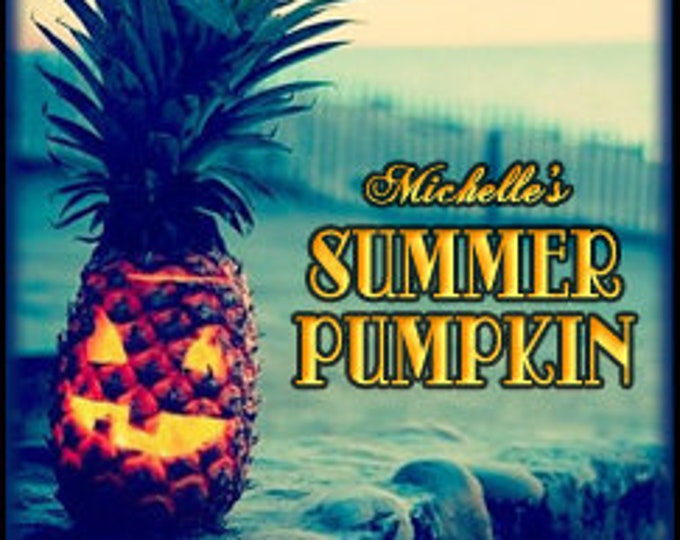 Michelle's Summer Pumpkin - Private Edition - Concentrated Perfume Oil - Love Potion Magickal Perfumerie