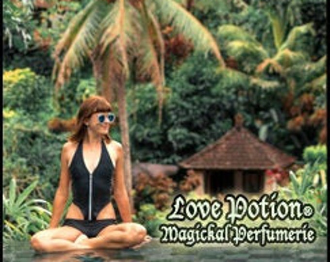 Coco Chrissy's - Private Edition - Concentrated Perfume Oil - Love Potion Magickal Perfumerie