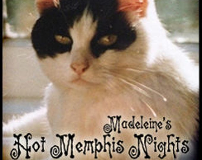 Madeline's Hot Memphis Nights w/ Hedione - Private Edition - Handcrafted Perfume - Love Potion Magickal Perfumerie