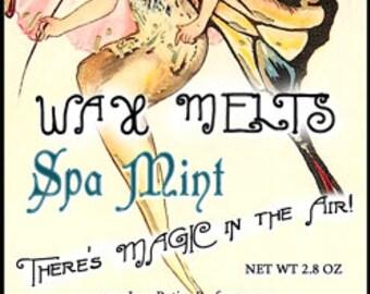 Spa Mint - Wax Melts / Tarts - Love Potion Magickal Perfumerie