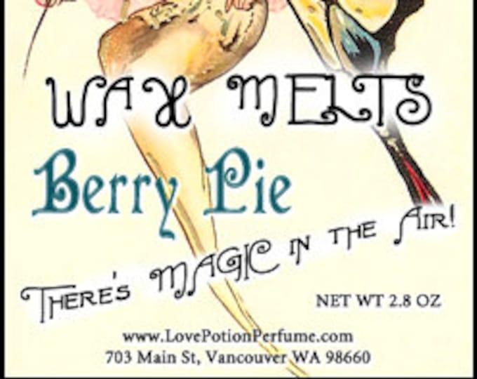 Berry Pie - Wax Melts / Tarts - Love Potion Magickal Perfumerie