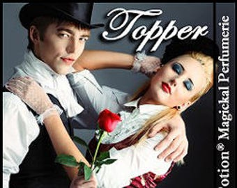 Topper - UNscented Pheromone Spray for Men and Women - Love Potion Magickal Perfumerie