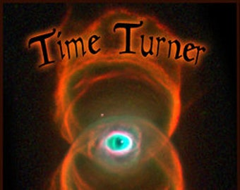 Time Turner - Nebula Collection April 2016 - Limited Edition Fragrance - Love Potion Magickal Perfumerie