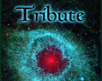 Tribute - Nebula Collection April 2016 - for Men and Women - Limited Edition Original Fragrance - Love Potion Magickal Perfumerie