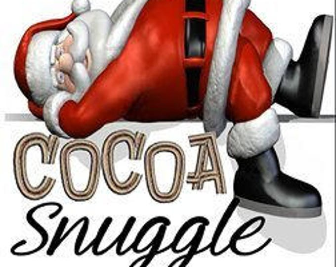 Cocoa Snuggle - Handcrafted Perfume for Women - Love Potion Magickal Perfumerie