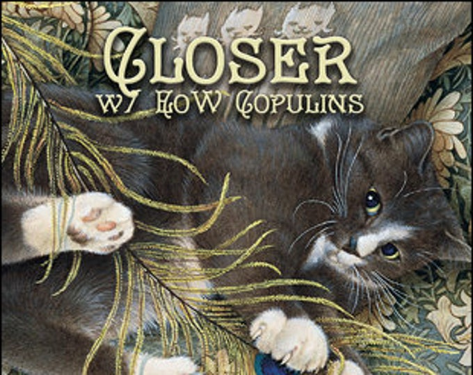 Ivory Cats: Closer w/ Copulins - for Women - Pheromone Enhanced Fragrance - Love Potion Magickal Perfumerie