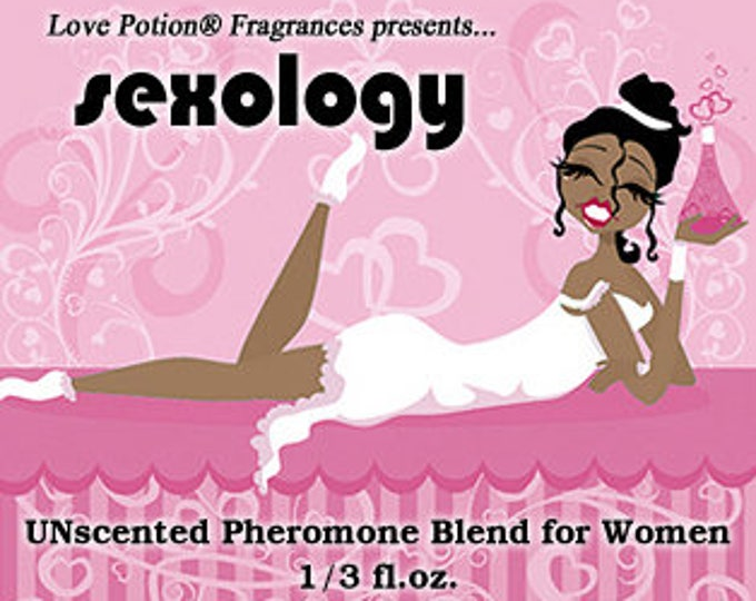 Sexology - UNscented Pheromone Blend for Women - Love Potion Magickal Perfumerie