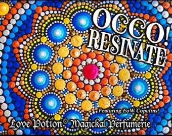 OCCO 2019: Resinate w/Copulins - LIMITED EDITION! - Pheromone Enhanced Perfume for Women - Love Potion Magickal Perfumerie