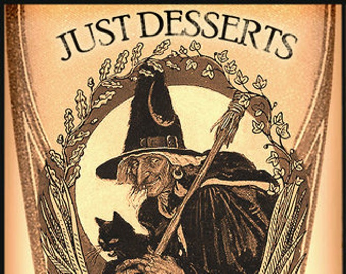 Just Desserts - Halloween Collection 2016 - for Women - Limited Edition Original Fragrance - Love Potion Magickal Perfumerie