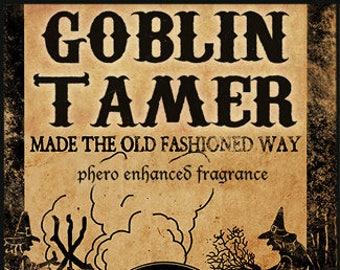Goblin Tamer w/ Mother's Little Helper - Halloween Collection 2016 - for Women - Phero Enhanced Fragrance - Love Potion Magickal Perfumerie