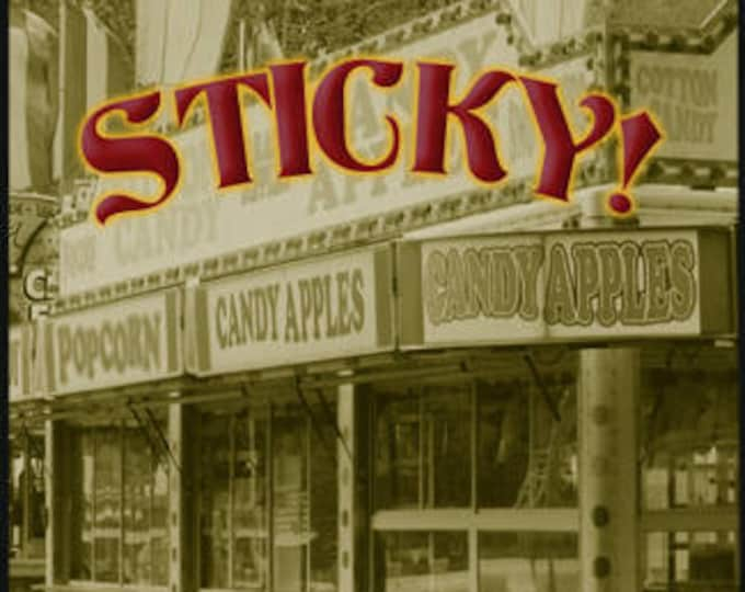 Sticky! - Carnival Collection Sept. 2016 - for Women - Limited Edition Fragrance - Love Potion Magickal Perfumerie