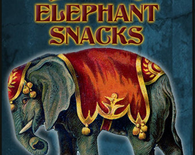 Ellie's Elephant Snacks - Carnival Collection Sept. 2016 - for Women - Limited Edition Fragrance - Love Potion Magickal Perfumerie