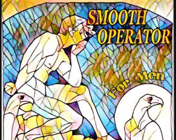 Smooth Operator w/ Heart Throb - For Men - Pheromone Enhanced Fragrance - Love Potion Magickal Perfumerie - Pherotine 2017