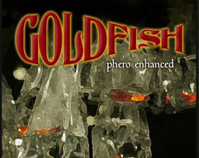 Goldfish w/ Alpha-Nol - Carnival Collection Sept. 2016 - Unisex Pheromone Enhanced Fragrance - Love Potion Magickal Perfumerie