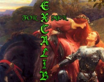 Excalibur - for Men - Handcrafted Fragrance - Love Potion Magickal Perfumerie