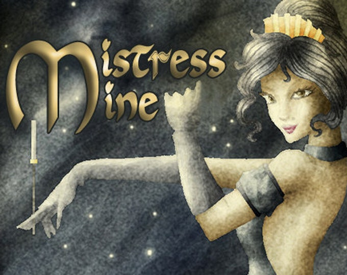 Mistress Mine w/ Dominance Potion - Pheromone Enhanced Fragrance for Women - Love Potion Magickal Perfumerie - Pherotine 2019