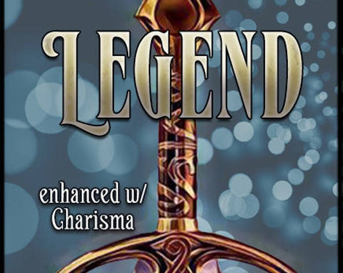 Legend w/ Charisma - Pheromone Enhanced Fragrance Spray for Men - Love Potion Magickal Perfumerie - Pherotine 2018