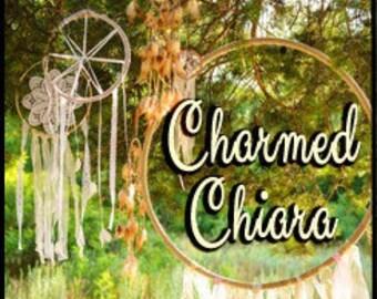 THREEBIES! Lot #710 - PEs: Charmed Chiara, Jasmine's Warm & Cozy, Tao of Torre