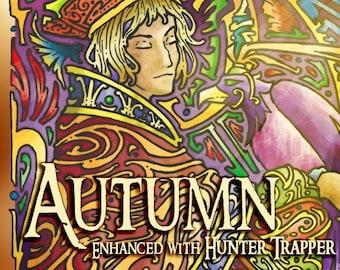 Autumn w/ Hunter Trapper - Pheromone Enhanced Fragrance for Men - Love Potion Magickal Perfumerie - Pherotine 2019