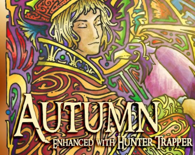 Autumn w/ Hunter Trapper - Pheromone Enhanced Fragrance for Men - Love Potion Magickal Perfumerie - Pherotine 2019