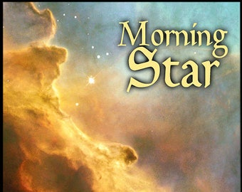 Morning Star - Nebula Collection April 2016 - for Men and Women - Limited Edition Original Fragrance - Love Potion Magickal Perfumerie