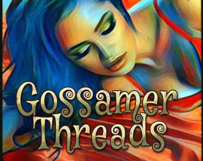 Gossamer Threads w/ Cuddle Bunny - Pheromone Enhanced Perfume for Women - Love Potion Magickal Perfumerie - Pherotine 2018