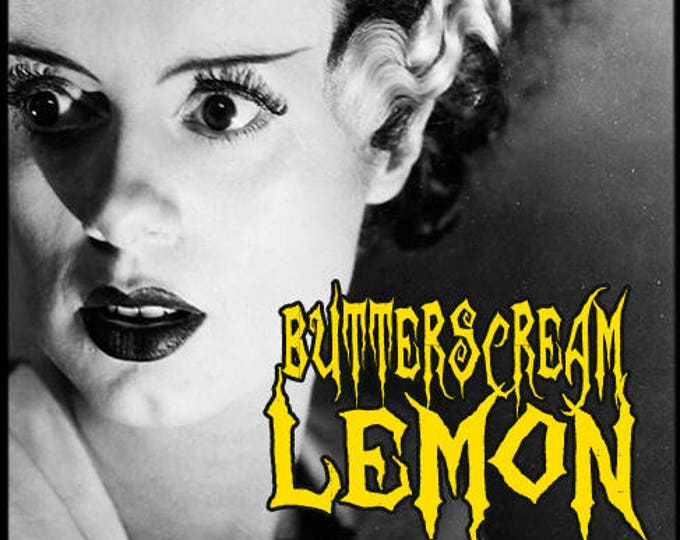 Butterscream Lemon - Halloween 2017 Collection - Perfume for Women - Love Potion Magickal Perfumerie