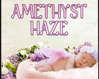 Amethyst Haze - Spring 2018 - Handcrafted Perfume for Women - Love Potion Magickal Perfumerie