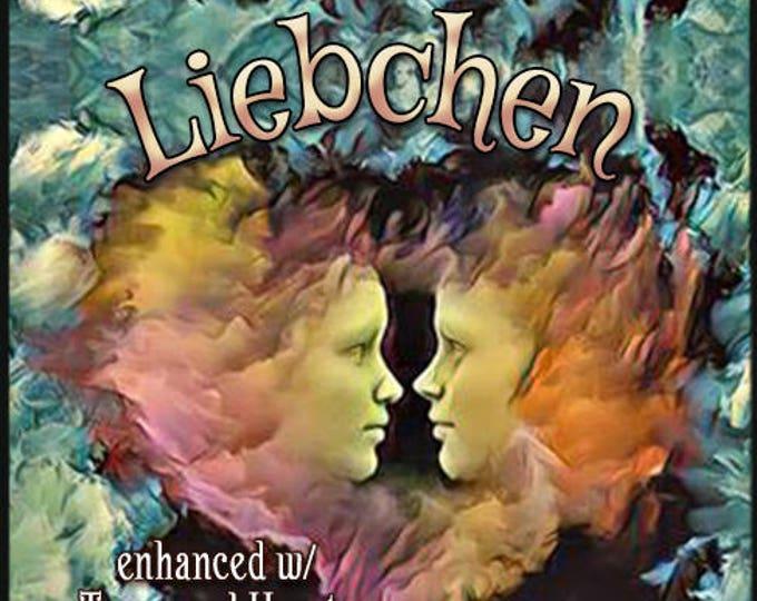 Liebchen w/ Treasured Hearts - Pheromone Enhanced Perfume for Women - Love Potion Magickal Perfumerie - Pherotine 2018