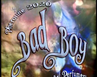 Bad Boy w/ Heart Throb ~ Pherotine 2020 ~ Phero Enhanced Fragrance for Men - Love Potion Magickal Perfumerie