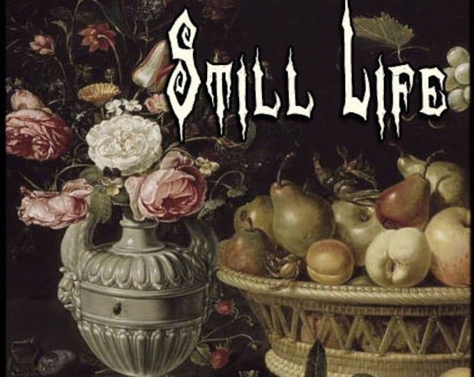 Still Life - Halloween 2017 Collection - Perfume for Women - Love Potion Magickal Perfumerie