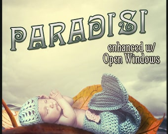 Paradisi w/ Open Windows - Spring 2018 - Pheromone Enhanced Perfume for Women - Love Potion Magickal Perfumerie