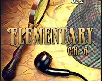 Elementary - Ch. 6  w/ Phero B2.2 - Pheromone Enhanced Fragrance for Men and Women - Love Potion Magickal Perfumerie - Pherotine 2018