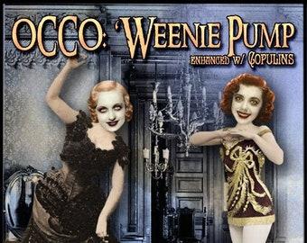 OCCO: 'Weenie Pump w/Copulins -  Halloween 2019 Collection - Pheromone Enhanced Perfume - Love Potion Magickal Perfumerie