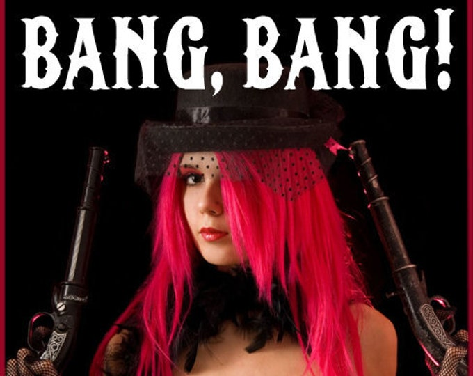 Bang, Bang! - UNscented Pheromone Blend for Women - Love Potion Magickal Perfumerie