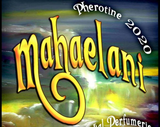 Mahaelani w/ Lumina ~ Pherotine 2020 ~ Phero Enhanced Fragrance for Women - Love Potion Magickal Perfumerie