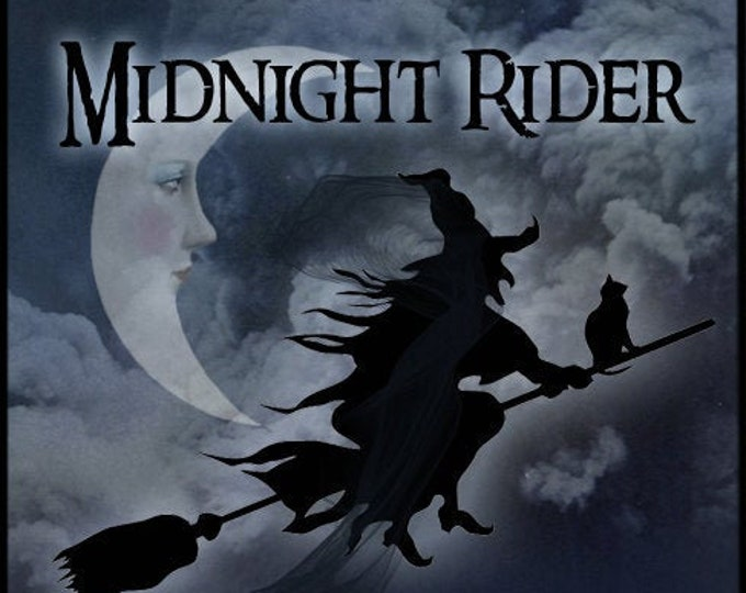 Midnight Rider - Halloween 2019 Collection - Handcrafted Perfume - Love Potion Magickal Perfumerie