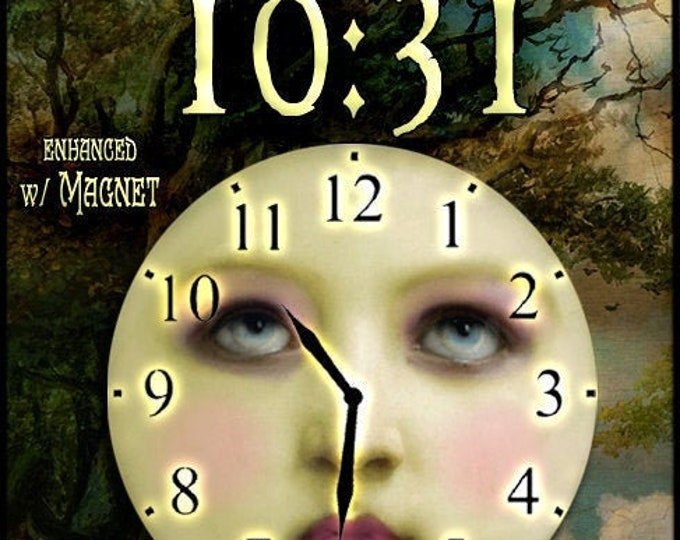 10:31 w/ Magnet - Halloween 2019 Collection - Pheromone Enhanced Perfume for Women - Love Potion Magickal Perfumerie