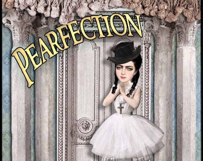 Pearfection - Halloween 2019 Collection - Handcrafted Perfume - Love Potion Magickal Perfumerie